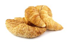 Free Heap Of Croissants Stock Images - 17649914