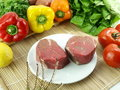 Free Raw Beef Filet Stock Photo - 17650490