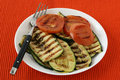 Free Grilled Vegetables Stock Photos - 17651823