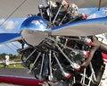 Free Radial Engine Royalty Free Stock Image - 17654166