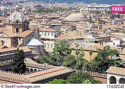 Free Rome, Italy Stock Photography - 17652242