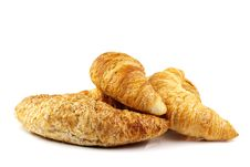 Free Heap Of Croissants Royalty Free Stock Photography - 17650017