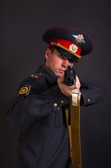 Free Police Officer Stock Photo - 17650050