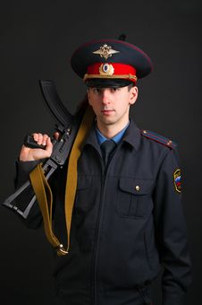 Free Police Officer Stock Photography - 17650072