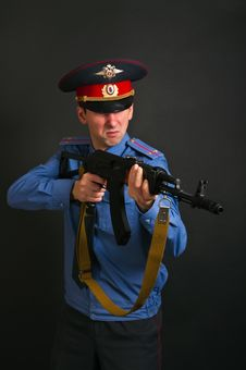 Free You Are Arrested Stock Photography - 17650132