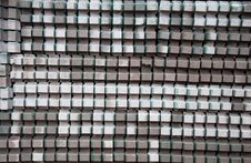 Decorative Bricks Royalty Free Stock Photos