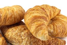 Free Heap Of Croissants Royalty Free Stock Image - 17650256