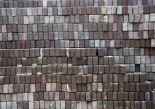 Decorative Bricks Stock Images