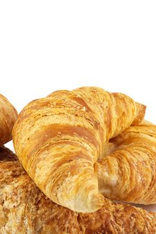 Free Heap Of Croissants Stock Photography - 17650312