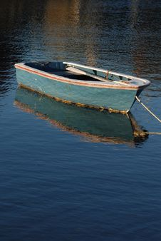 Free Rowboat Stock Image - 17650711