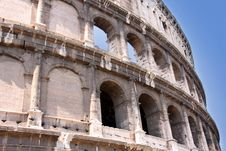 Free Colosseum In Rome, Italy Royalty Free Stock Photography - 17651127