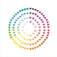 Free Color Wheel Royalty Free Stock Photos - 17651788
