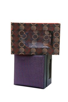 Executive Tie Boxes Stock Images
