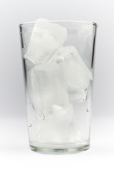 Free Glass Of Ice Royalty Free Stock Images - 17652399