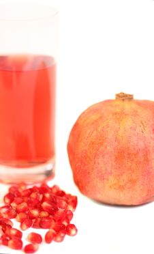 Free Pomegranate 2 Stock Photography - 17652722