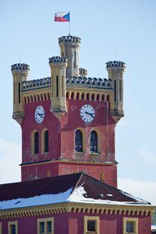 Free Mirov Castle Royalty Free Stock Image - 17653166