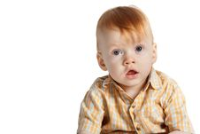 Free Little Funny Boy Stock Photos - 17653613