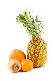Free Isolated Fruits Stock Image - 17654931