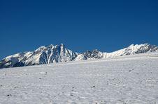 Free Summit Blue Sky Stock Photos - 17655773