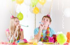 Free Happy Birthday Royalty Free Stock Images - 17658719