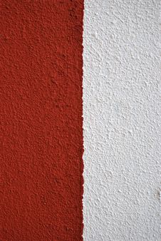Free Two Colored Wall Royalty Free Stock Photography - 17658867