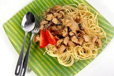 Free Spaghetti Stock Photos - 17659103