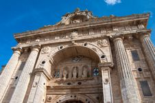 Free Church Of The Carthusian Of Sherry Stock Images - 17659394