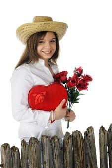 Free Happy With Valentine Stock Image - 17659861