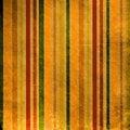 Free Retro Stripped Background Stock Image - 17664011