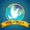 Free World Peace Royalty Free Stock Photo - 17665665