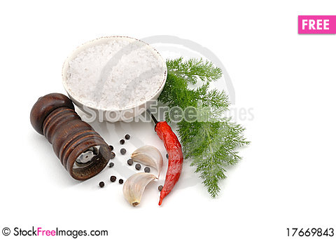 Free Italian Seasoning Stock Photos - 17669843