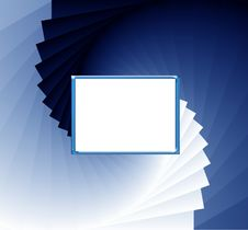 Free Blue Background Royalty Free Stock Photography - 17661247