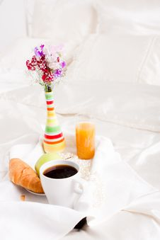 Free Beautiful Breakfast Royalty Free Stock Images - 17661719