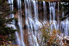 Free Autumn In Jiuzhaigou, Sichuan, China Stock Image - 17662461