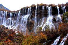 Free Autumn In Jiuzhaigou, Sichuan, China Stock Photos - 17662473