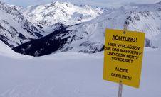 Free European Alps Royalty Free Stock Photos - 17662758