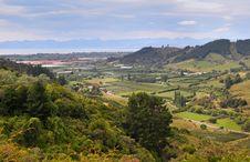 Riwaka Valley, New Zealand Stock Photos
