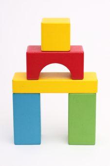 Free Blocks Royalty Free Stock Image - 17665356