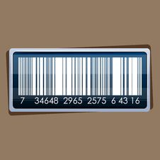 Free Barcode Royalty Free Stock Image - 17665656