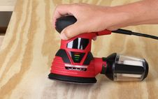 Free Electric Sander Stock Photography - 17665782