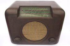 Free Vintage Radio Stock Images - 17665934