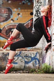 Free Ballet Royalty Free Stock Image - 17665946