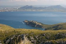 Free Majorca, Bay Of Pollenca Stock Photography - 17666712