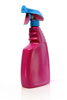 Free Cleaning Bottle Stock Photography - 17667872
