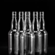Free Empty Bottle Royalty Free Stock Images - 17668019