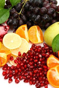 Free Ripe Fruit Royalty Free Stock Photo - 17668305