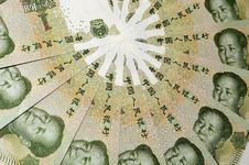 Free Mao Zedong From A Banknote II. Royalty Free Stock Photography - 17668667