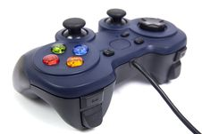 Free Gamepad Royalty Free Stock Image - 17669376
