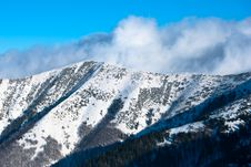 Free Snow-covered Mountain Stock Photography - 17669612
