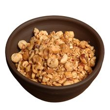 Free Toasted Nuts Dish Royalty Free Stock Image - 17669906